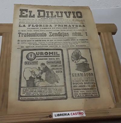 El Diluvio Diario Republicano. Año LXVI. Núm. 137 - Varios