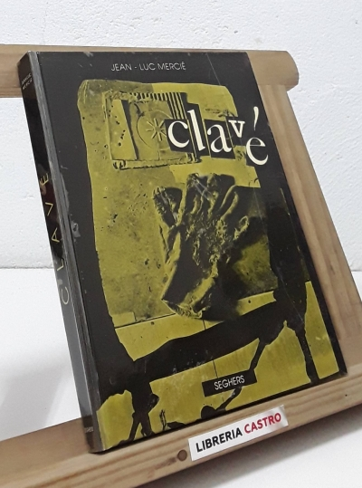 Clavé - Jean Luc Mercié