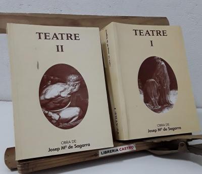 Obres Completes. Teatre (II Volums) - Josep Mª de Sagarra