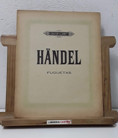 Fuguetas - G. F. Händel