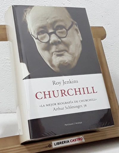 Churchill - Roy Jenkins