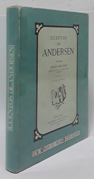 Cuentos de Andersen (edición limitada) - Hans Christian Andersen