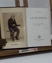Leyendas - José Zorrilla