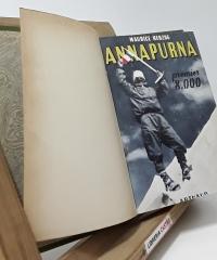 Annapurna. Premier 8000 - Maurice Herzog