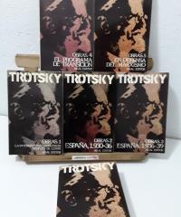Trotsky Obras (VI Tomos) - León Trotsky