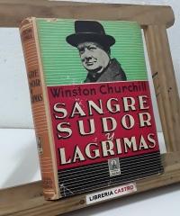 Sangre, sudor y lágrimas - Winston Churchill
