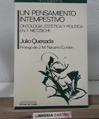 Un pensamiento intempestivo - Julio Quesada