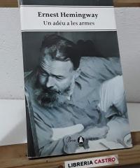 Un adéu a les armes - Ernest Hemingway