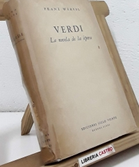 Verdi. La novela de la ópera - Franz Werfel