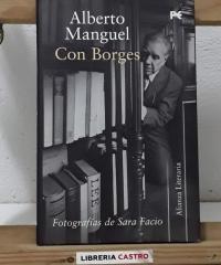 Con Borges - Alberto Manguel