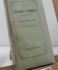 Disertación sobre la filosofía y progreso de la guerra - Ramón María de Aráiztegui