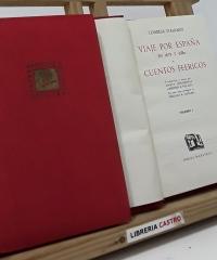 Viaje por España en 1679 y 1680 y Cuentos Feericos (II tomos) - Condesa d´Aulnoy