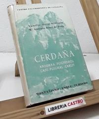 Cerdaña - Agustín Jolis y Mª Antonia Simó