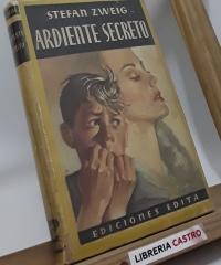 Ardiente Secreto - Stefan Zweig