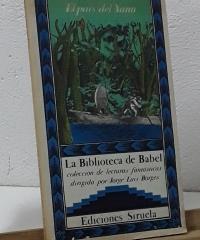 El país del Yann. La Biblioteca de Babel Nº 27 - Lord Dunsany