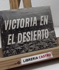 Victoria en el desierto - Varios