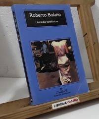 Llamadas telefónicas - Roberto Bolaño
