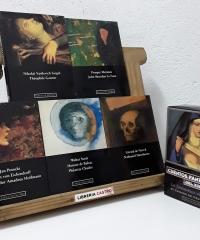 Cuentos fantásticos del XIX. I. Lo Fantástico Visionario. II. Lo Fantástico Cotidiano (5 y 5 volúmenes) - Varios