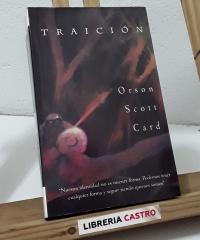 Traición - Orson Scott Card