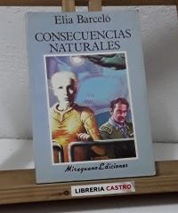 Consecuencias naturales - Elia Barceló