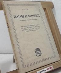 Tratado de Grafología - Ytam - Vels