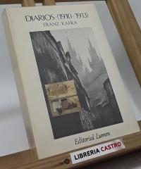 Diarios (1910-1913) - Franz Kafka