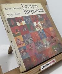 Erótica Hispánica - Xavier Domingo