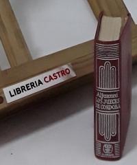 Historia de los jueces de Córdoba - Aljoxani
