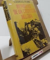 Memorias de un cronista militar - Liddell Hart