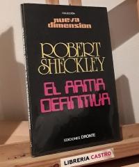 El arma definitiva - Robert Sheckley