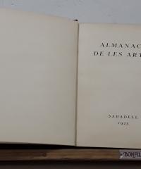 Almanac de les Arts (edició numerada) - Varis