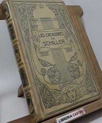 Las creaciones de Schiller - Enrique Massaguer