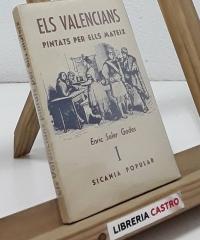 Els valencians. Pintats per ells mateix - Enric Soler Godes