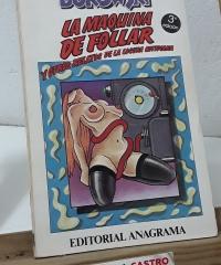 La máquina de follar y otros relatos de la locura cotidiana - Charles Bukowski