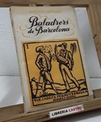 Baladrers de Barcelona - Aurelio Campmany