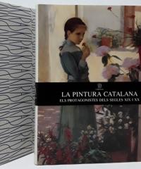 La pintura catalana. (V volums) - Joan Ainaud de Lasarte, Joan-Ramon Triadó, Elena Calvo, Dolors Gassós, Rosa Maria Subirana Sílvia Canalda