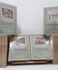 Historia de la Segunda Guerra Mundial (XII tomos) - Varios