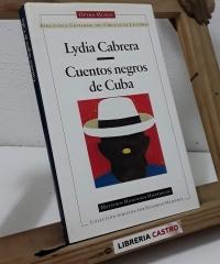 Cuentos negros de Cuba - Lydia Cabrera