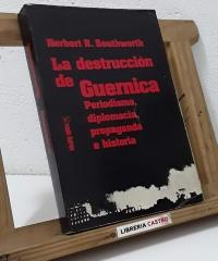 La destrucción de Guernica - Herbert R. Southworth