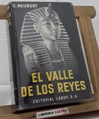 El Valle de los Reyes - Otto Neubert