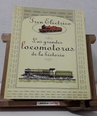 Tren Eléctrico. Las grandes locomotoras de la historia (50 fichas, completo) - Daniel Méndez y Pepe Menchero