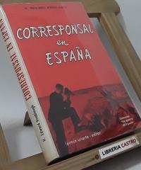 Corresponsal en España - H. Edward Knoblaugh