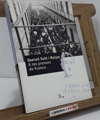 A les presons de Franco - Queralt Solé i Barjau