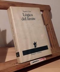 Lógica del límite - Eugenio Trías