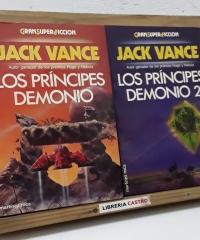 Los Príncipes Demonio (II tomos) - Jack Vance