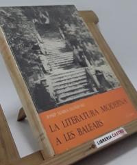 La literatura moderna a les Balears - Josep Maria Llompart
