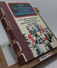 Guía de literatura catalana contemporània - Varios