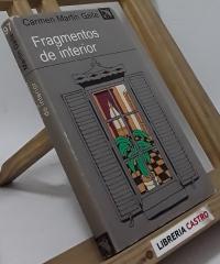 Fragmentos de interior - Carmen Martín Gaite