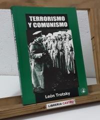 Terrorismo y comunismo - León Trotsky
