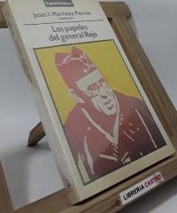 Los papeles del General Rojo - Jesús I. Martínez Paricio